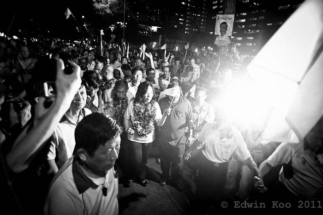 General Elections 2011-Singapore