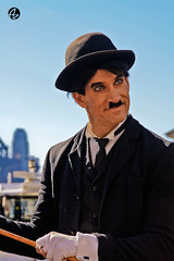 Charlie Chaplin's personal (Az. Abdulrahman Alzahim) Tags: travel bridge flowers blue winter sunset sea summer portrait sky panorama food house snow man mountains macro art fall sports nature water birds night sunrise canon landscape photography waterfall spring nikon women photographer action harbour clown towers sydney australia az 200 18 tamron hdr  photographe  2011         anawesomeshot    1000d   stunningphotogpin best4gpin