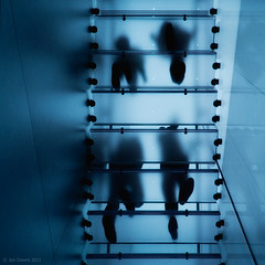 upstairs downstairs (Jon Downs) Tags: uk blue white black color colour art apple colors shop stairs digital canon shopping downs photography photo jon stair flickr artist colours photographer image gray steps picture pic step photograph milton keynes cliche saturdays g11 hcs flickraward flickraward5 jondowns happyclichesaturday
