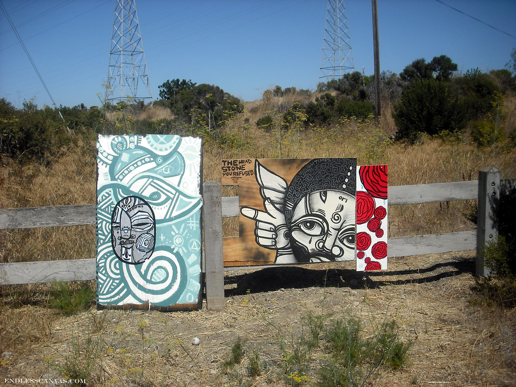 DEADEYES, RAS TERMS, ASHROSE installation - Mountain View, Ca.