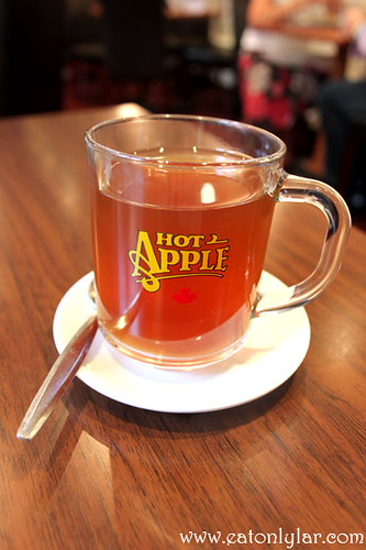 Maple Hot Apple Drink, The Food of Love