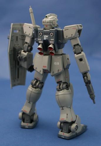 Gundam 0083- HGUC 1/144 - RGM-79C GM Type C - Completed - 5