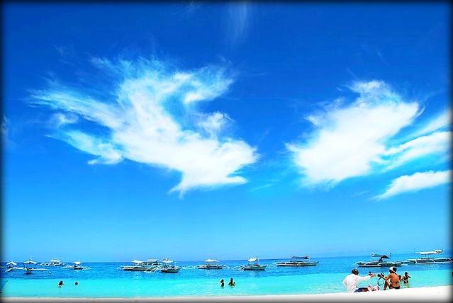beach in Samal