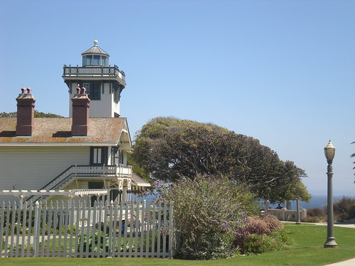 Pt. Fermin Lighthouse