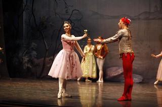Ballet de Moscú Julio 2011