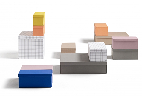 Designvagabond Hay Blocks Storage Boxes