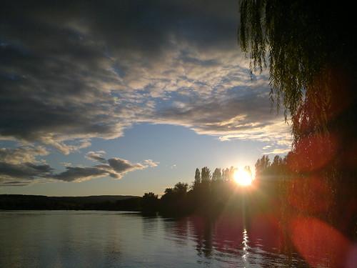 Rhine near Konstanz