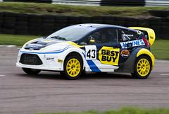 Marcus Grnholm - RallyCross UK (Simon Didmon) Tags: uk ford car nikon track fiesta marcus sigma super racing 70200 f28 rallycross bhp grnholm d3000