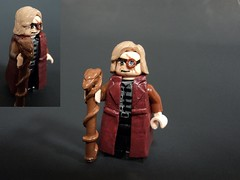 Alastor Moody (billbobful) Tags: eye moody lego harry potter mad alastor