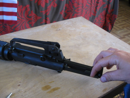 How To Field Strip and Clean your AR15/M4/M16