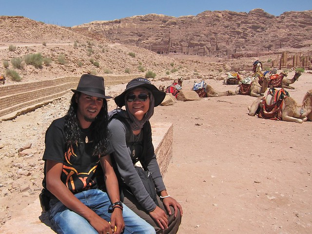 Johnny Depp of Petra