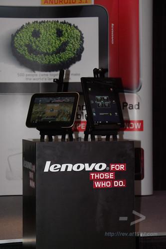 Lenovo FOR THOSE WHO DO - ThinkPad and IdeaPad tablet
