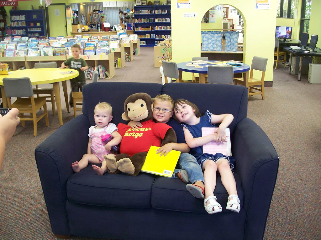 Read with Curious George