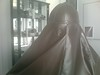 Chatting with Online Friends (latexladyll) Tags: fetish veil metallic rubber latex burqa silenced gagged latexrubberburqaveilfetishgaggedsilencedmetallicelectrum blacklatexrubberburqaveilfetishgaggedsilencedmetallic