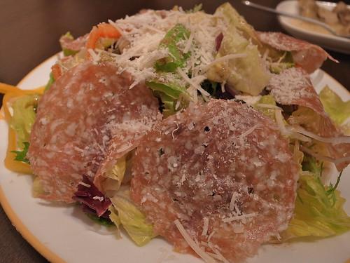 Salami Salade