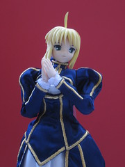 IMG_1927 (blkn3ko) Tags: anime scale night doll fate figure saber 16 stay azone fatestay onesixth