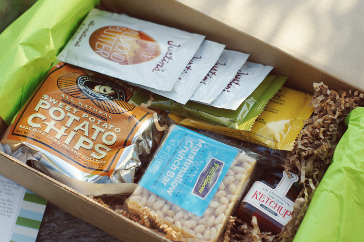 Foodzie Tasting Box (August)