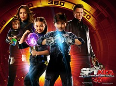 [Poster for Spy Kids 4]