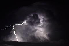 Ray Diffuse (Beto Mireles) Tags: tormenta rayo monterrey trueno relampago betomireles