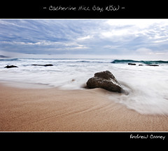 catherine hill bay, nsw (Andrew Cooney Photography) Tags: new morning beach water rock wales sunrise landscape photography bay sand nikon waves south hill wave australia andrew catherine newsouthwales cooney d90 catherinehillbay nikond90 nikon1635mm andrewcooney andrewcooneyphotography