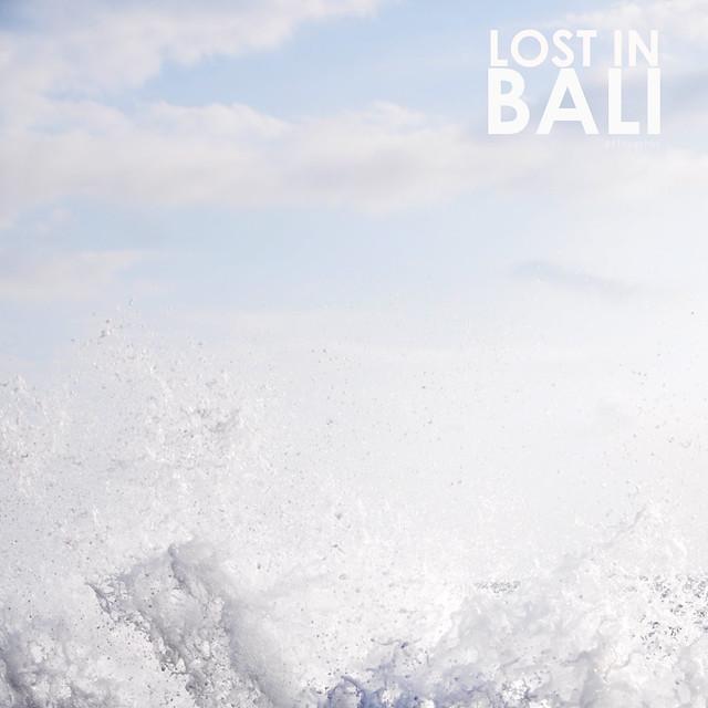 巴厘島。海。