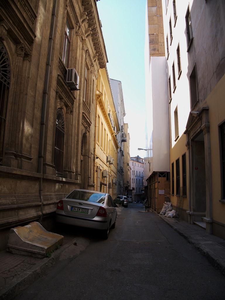 Bankalar Caddesi (street)