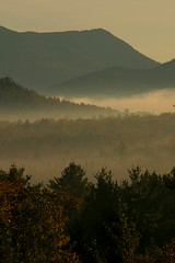 Adirondack Fog (cbphotosOttawa) Tags: landscape adirondacks adk