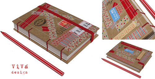 Masking Tape Book