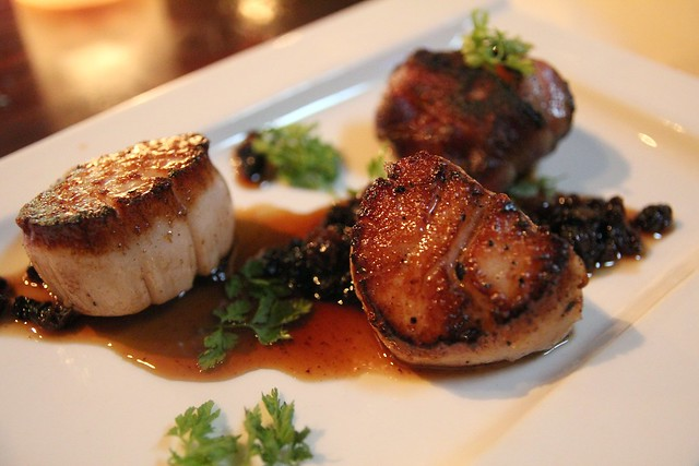 Monk's Kettle scallops by Caroline on Crack