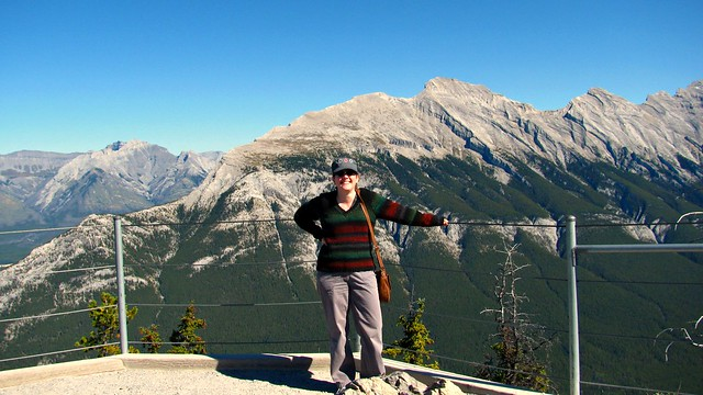Banff Centre sweater!