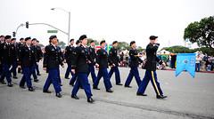 Marina Labor Day Parade (Presidio of Monterey: DLIFLC & USAG) Tags: ca army monterey unitedstates military navy parade marching marines airforce dli defenselanguageinstitute dliflc stevenshepard