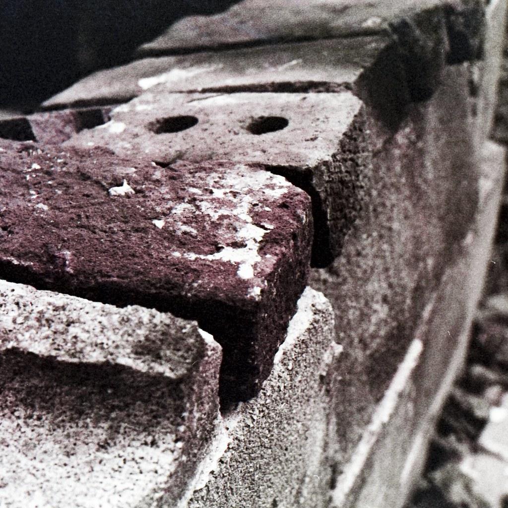 …brick at a time.