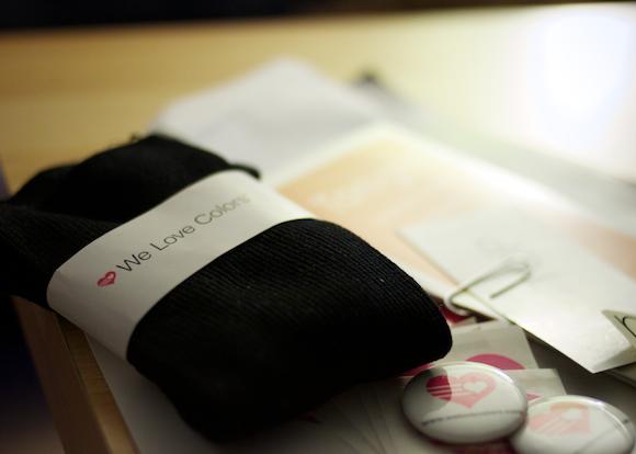 we love colors socks