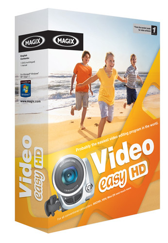 MAGIX Video Easy HD 3.0.0.23 (Eng/Rus)