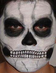 νεκροκεφαλη-skeleton face