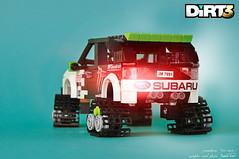 Subaru WRX (2) (pitrek02) Tags: town lego ken block gymkhana moc kulik lugpol