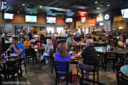 Inside Bunny's Bar & Grill ~ St Louis Park, MN