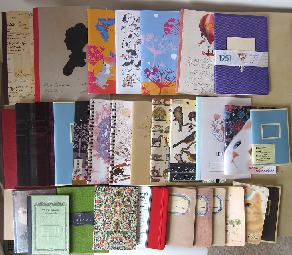 Entire Notebook Collection