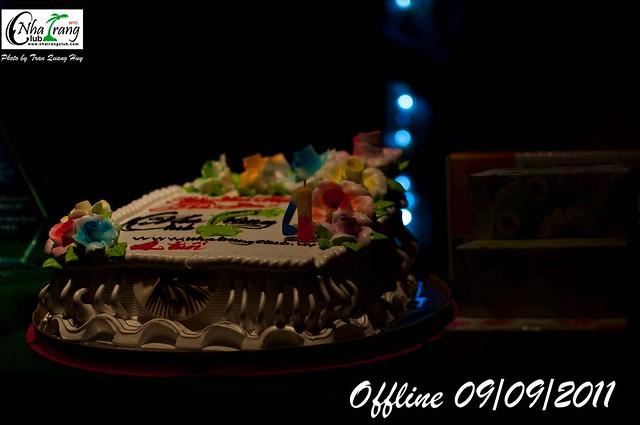 Hình Ảnh Sinh Nhật Diễn đàn NTC lần thứ 4 ngày 09/09/2011
