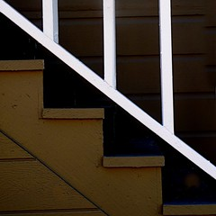 brown steps (msdonnalee) Tags: stairs steps stairway treppe escalera s
