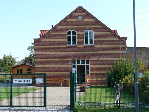 Wahllokal I: Wahl des Oberbürgermeisters