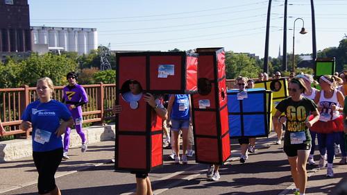 Mill City Suds Run 2011