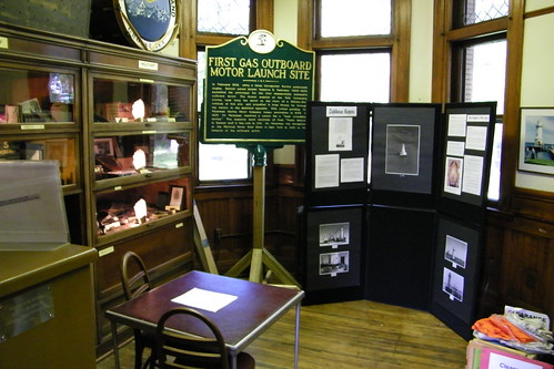 Grosse Ile Historical Society Museum (Grosse Ile, Michigan)