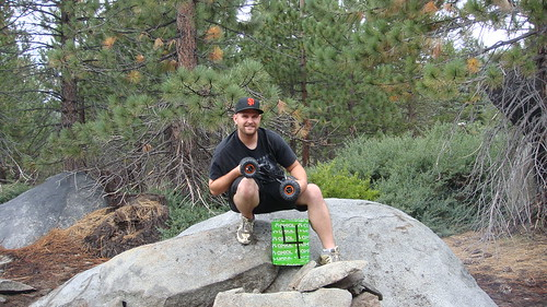 Axial Geocache #4 Finder Scott Bridges