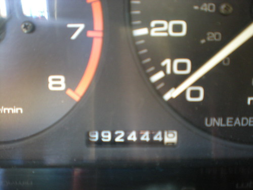 999,244 on Joe's Honda Accord