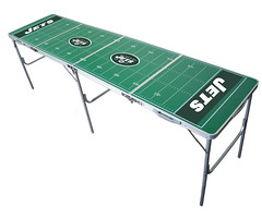 New York Jets Tailgating, Camping & Pong Table