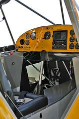 Super Chub SC-360 instrument panel (skyhawkpc) Tags: nikon allrightsreserved bjc jeffco d90 superchub kbjc rockymountainmetropolitanairport sc360 garyverver 2011coloradosportinternationalairshow n36sc jewettbrandon