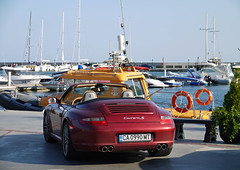 Porsche 997 Carrera S Cabriolet (MauriceVanGestel Photography) Tags: auto blue red haven cars colors car azul port puerto harbor rojo blauw harbour 911 convertible boten bulgaria coche porsche autos rood cabrio coches carreras carrera porsche911 kleurrijk cabriolet bulgarian 997 kleuren porschecarrera bulgarije sveti vlas panamera porsche911carrera 911carreras redporsche  porsche911carreras porschecarreras svetivlas balgarija porsche997 porschecabrio porsche997carreras porschepanamera porschecabriolet 911carrera porsche997carrera bulgaars 997carrera 911cabriolet porsche997carrerascabriolet  997carreras 911cabrio blueporsche 997cabriolet   porsche911carrerascabriolet 997cabrio carsbulgaria rojoporsche blauweporsche harboursvetivlas havensvetivlas autossvetivlas autosbulgarije rodeporsche azulporsche carssvetivlas