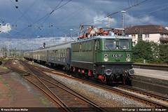 TVE E 42 151 (DR 242 151) in Osnabrck #9039 (146 106) Tags: sky canon himmel locomotive ho osnabrck tev lokomotive lok ef24105mmf4lisusm 40d holzroller br242 suferzug e42151