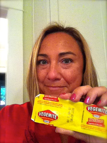 Let's try Vegemite!